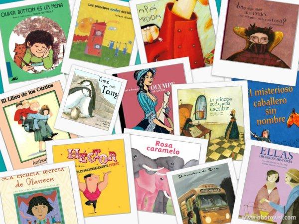 DOCUGÉNERO: LITERATURA INFANTIL Y JUVENIL